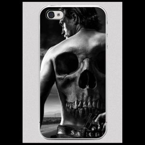 SONS OF ANARCHY IPHONE CASE VARIOUS SIZES
